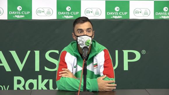 Димитър Кузманов: Вече имам достатъчно опит, този отбор притежава голям потенциал