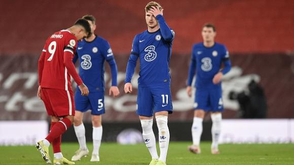 Ливърпул - Челси 0:1