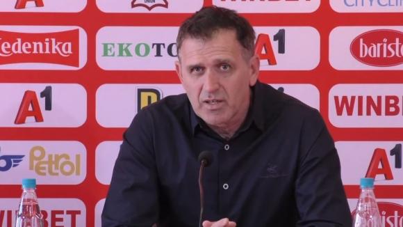 Бруно Акрапович: Чувството да се изправя срещу Локомотив е уникално, ще приема отбора добре