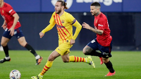 Осасуна - Барселона 0:2